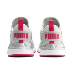 Miniatura 3 de Zapatos deportivosPacer Next Cage Metallic JR, Gray Violet-Nrgy Rose, mediano