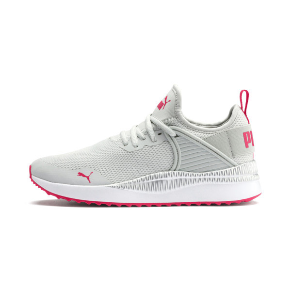 Zapatos deportivosPacer Next Cage Metallic JR, Gray Violet-Nrgy Rose, grande