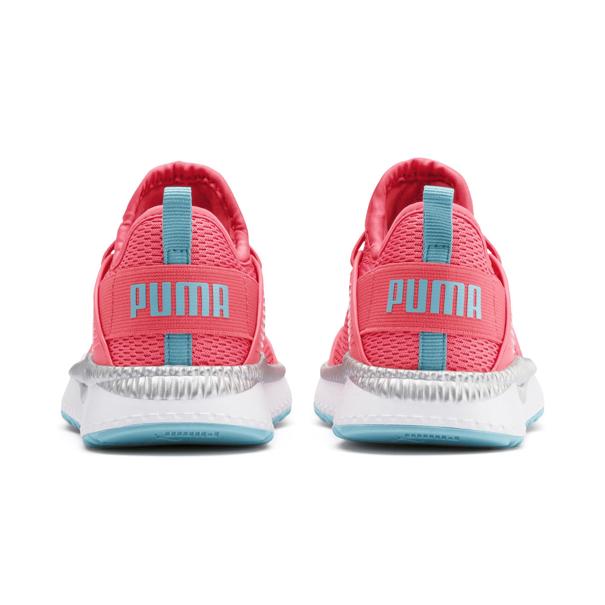 PUMA-Pacer-Next-Cage-Metallic-Little-Kids-039-Shoes-Girls-Shoe-Kids thumbnail 9