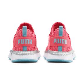 Miniatura 3 de Zapatos Pacer Next Cage Metallic para niño pequeño, Calypso Coral-Milky Blue, mediano