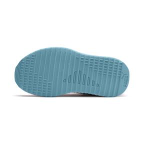Miniatura 4 de Zapatos Pacer Next Cage Metallic para niño pequeño, Calypso Coral-Milky Blue, mediano