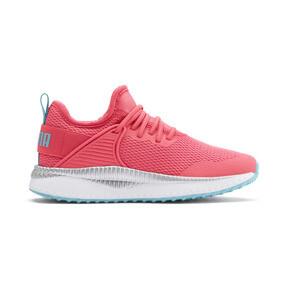 Miniatura 5 de Zapatos Pacer Next Cage Metallic para niño pequeño, Calypso Coral-Milky Blue, mediano