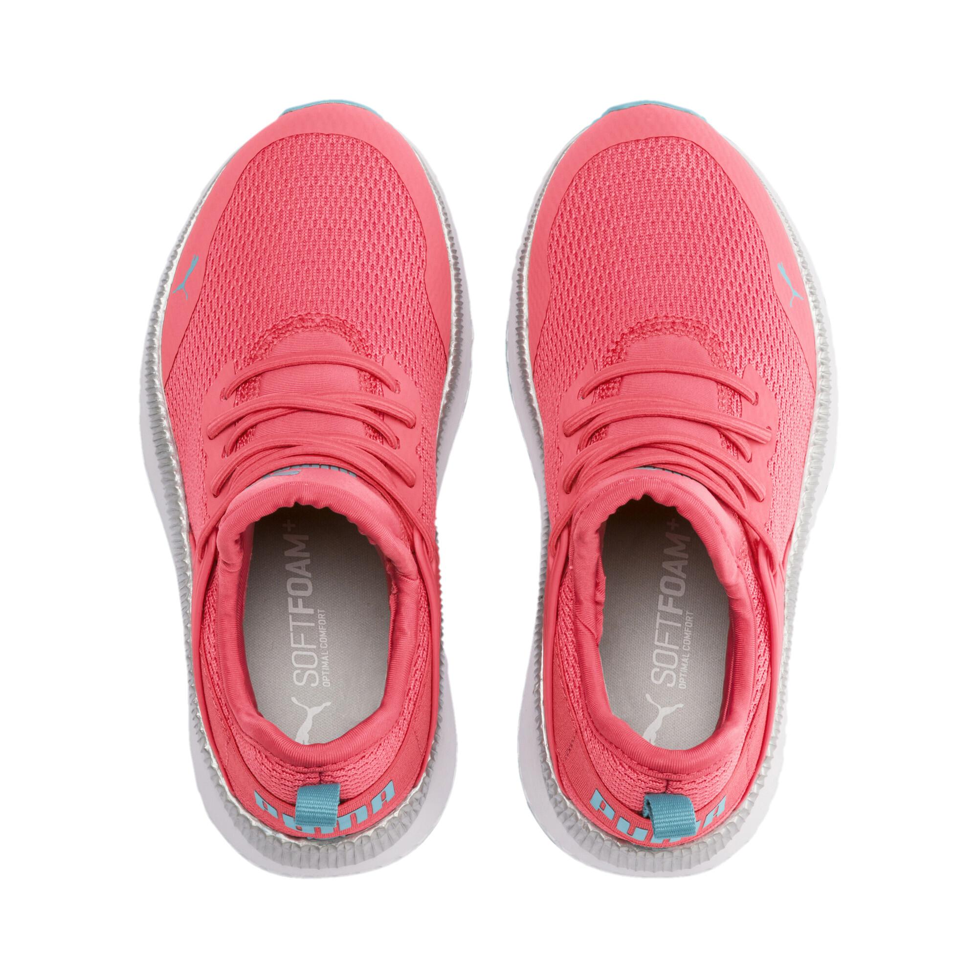 PUMA-Pacer-Next-Cage-Metallic-Little-Kids-039-Shoes-Girls-Shoe-Kids thumbnail 13