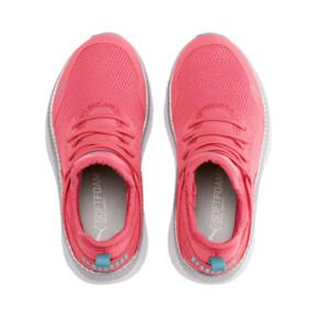 Miniatura 6 de Zapatos Pacer Next Cage Metallic para niño pequeño, Calypso Coral-Milky Blue, mediano