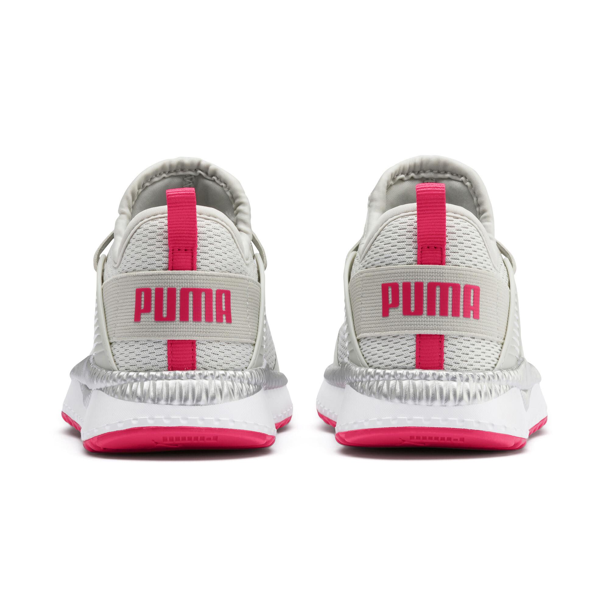 PUMA-Pacer-Next-Cage-Metallic-Little-Kids-039-Shoes-Girls-Shoe-Kids thumbnail 3