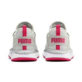 Miniatura 3 de Zapatos Pacer Next Cage Metallic para niño pequeño, Gray Violet-Nrgy Rose, mediano