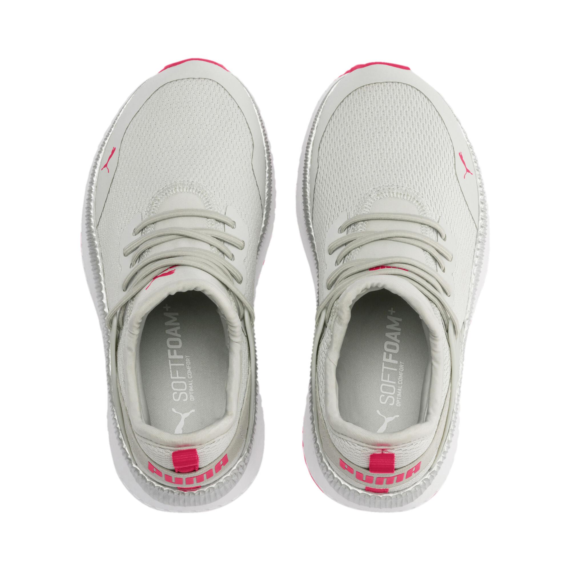PUMA-Pacer-Next-Cage-Metallic-Little-Kids-039-Shoes-Girls-Shoe-Kids thumbnail 7