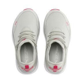 Miniatura 6 de Zapatos Pacer Next Cage Metallic para niño pequeño, Gray Violet-Nrgy Rose, mediano