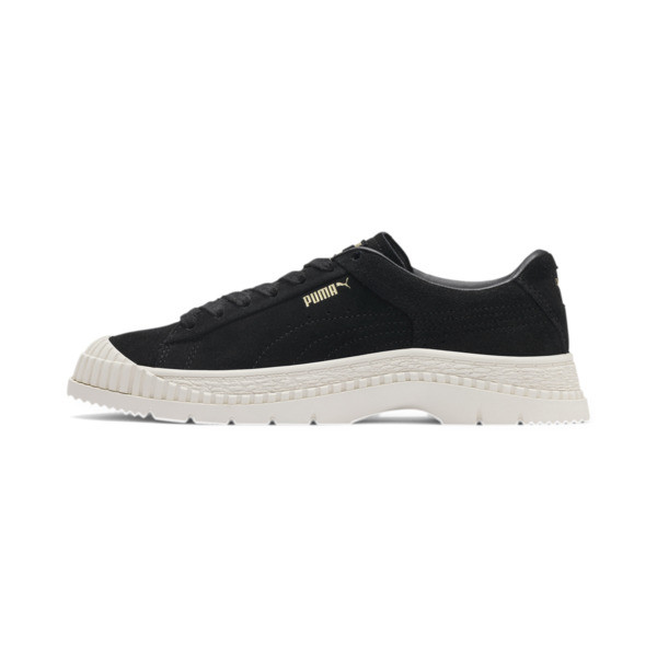 Utility Suede Women's Sneakers, Puma Black, large
