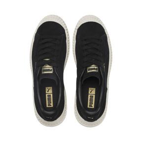 Thumbnail 7 of Utility Suede Women's Sneakers, Puma Black, medium