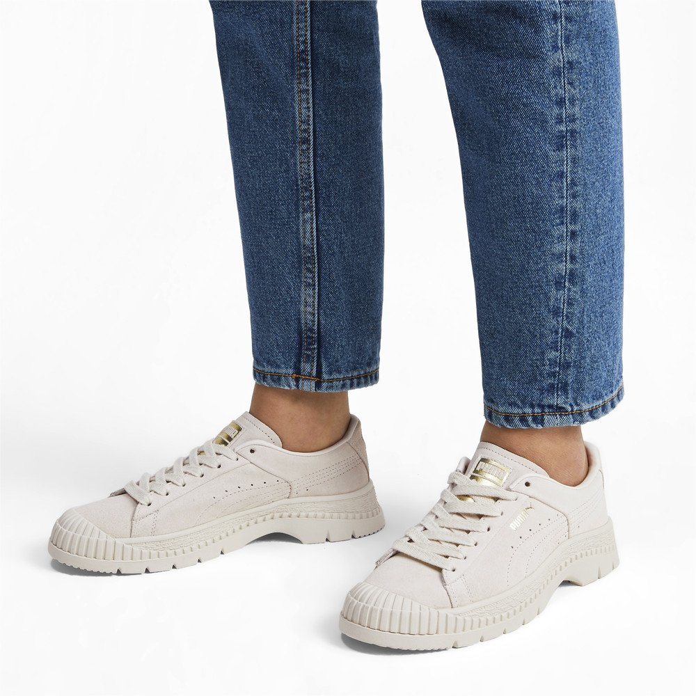 Image Puma Utility Suede Women's Trainers #2