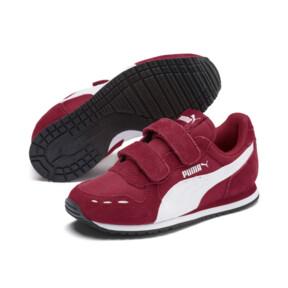 Miniatura 2 de Zapatos Cabana Racer para niño pequeño, Rhubarb-Puma White, mediano