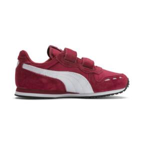 Miniatura 5 de Zapatos Cabana Racer para niño pequeño, Rhubarb-Puma White, mediano