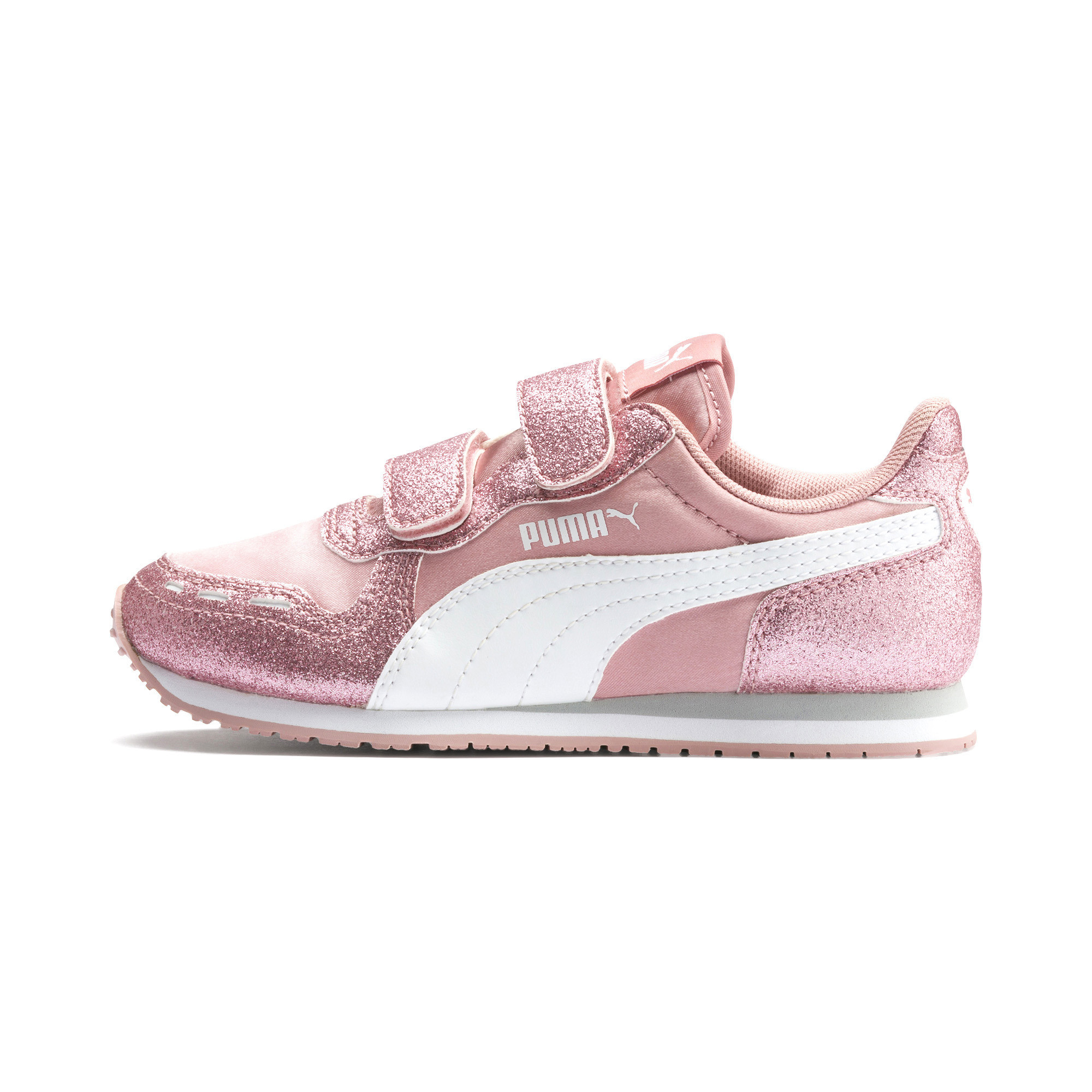 PUMA-Cabana-Racer-Glitz-AC-Shoes-PS-Girls-Shoe-Kids thumbnail 4