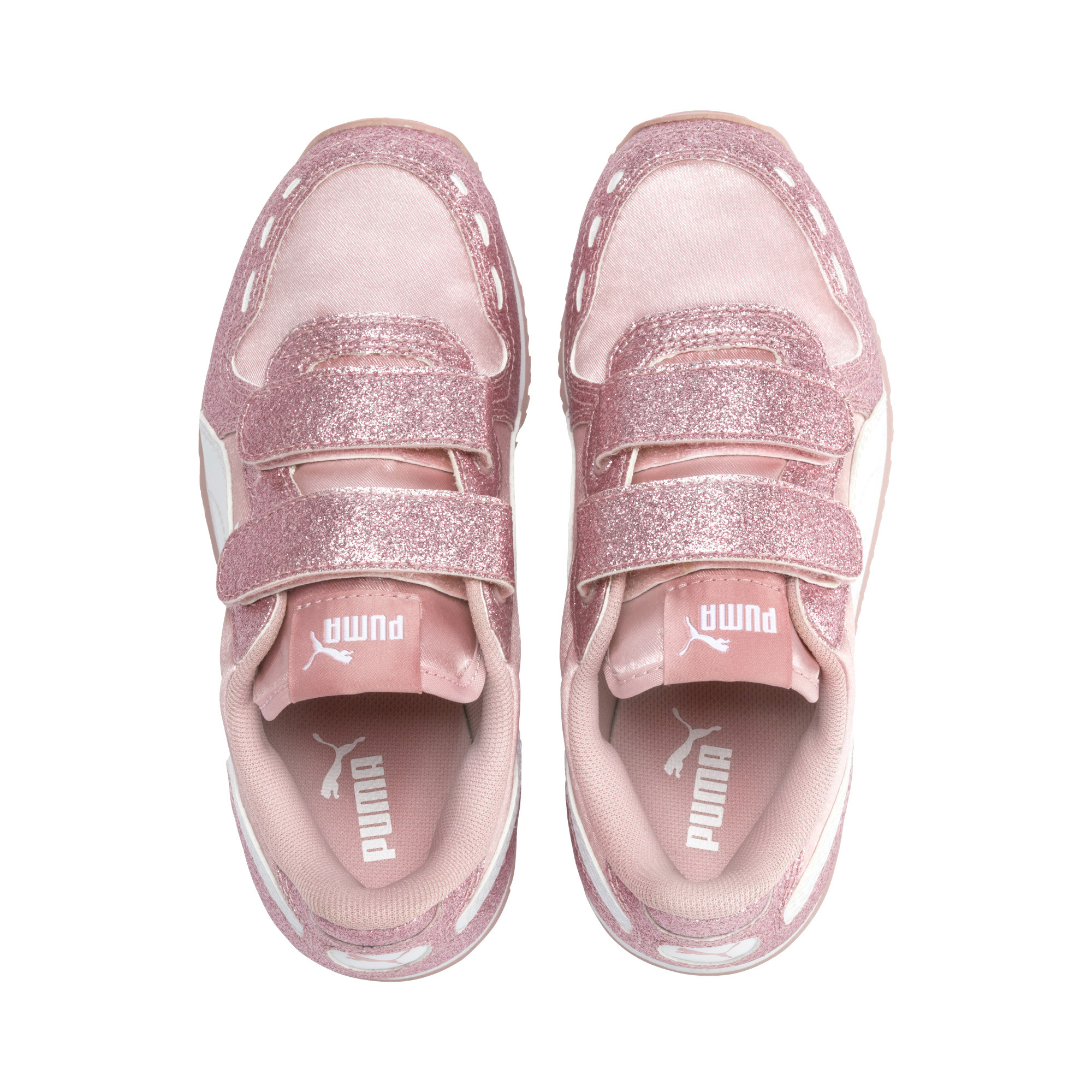 PUMA-Pre-School-Girl-039-s-Cabana-Racer-Glitz-AC-Shoes thumbnail 7