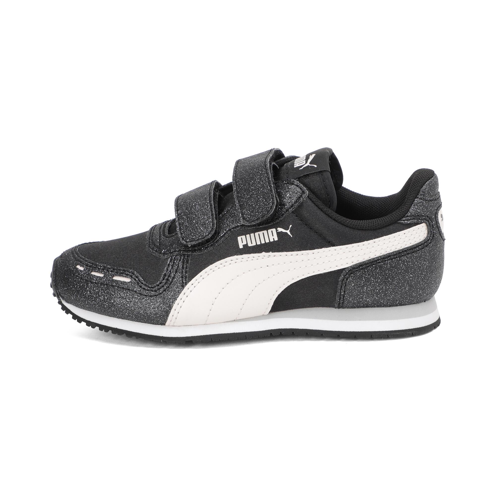 PUMA-Pre-School-Girl-039-s-Cabana-Racer-Glitz-AC-Shoes thumbnail 16
