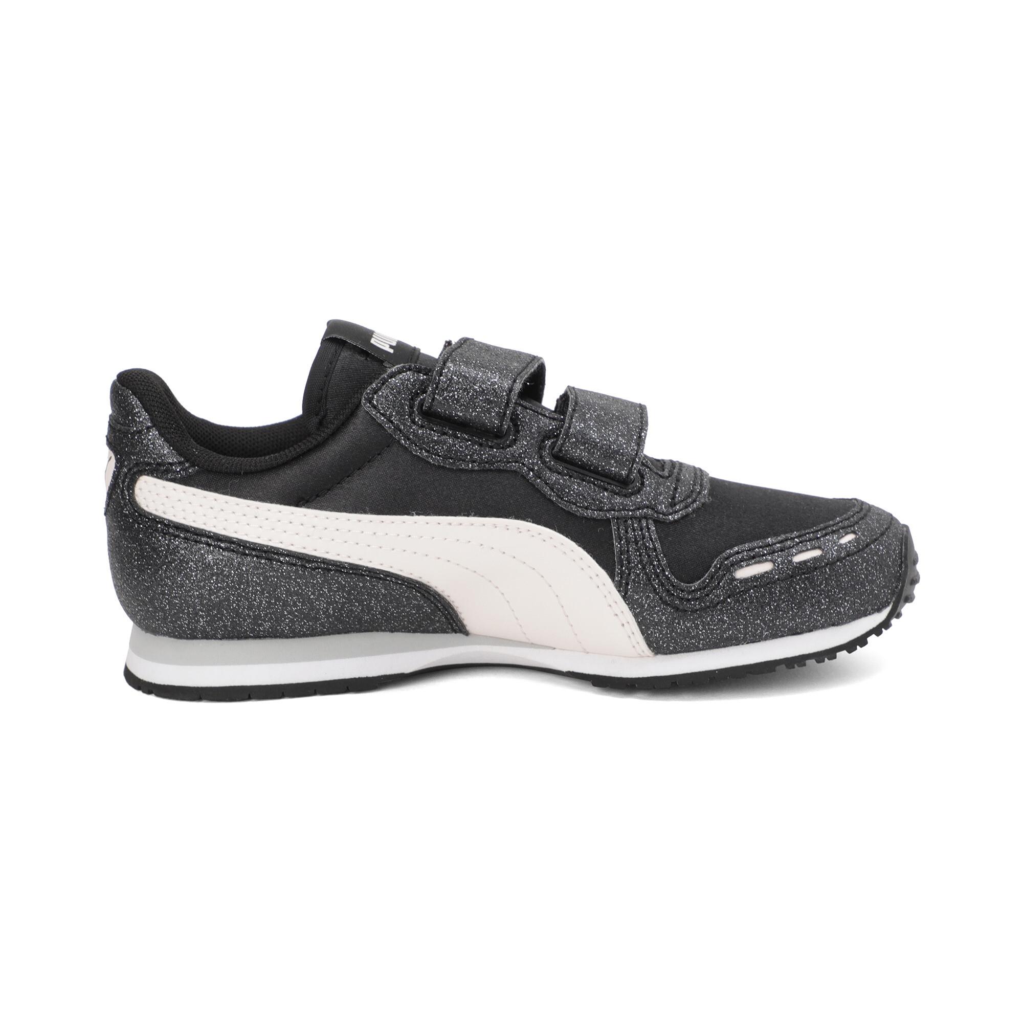 PUMA-Pre-School-Girl-039-s-Cabana-Racer-Glitz-AC-Shoes thumbnail 18