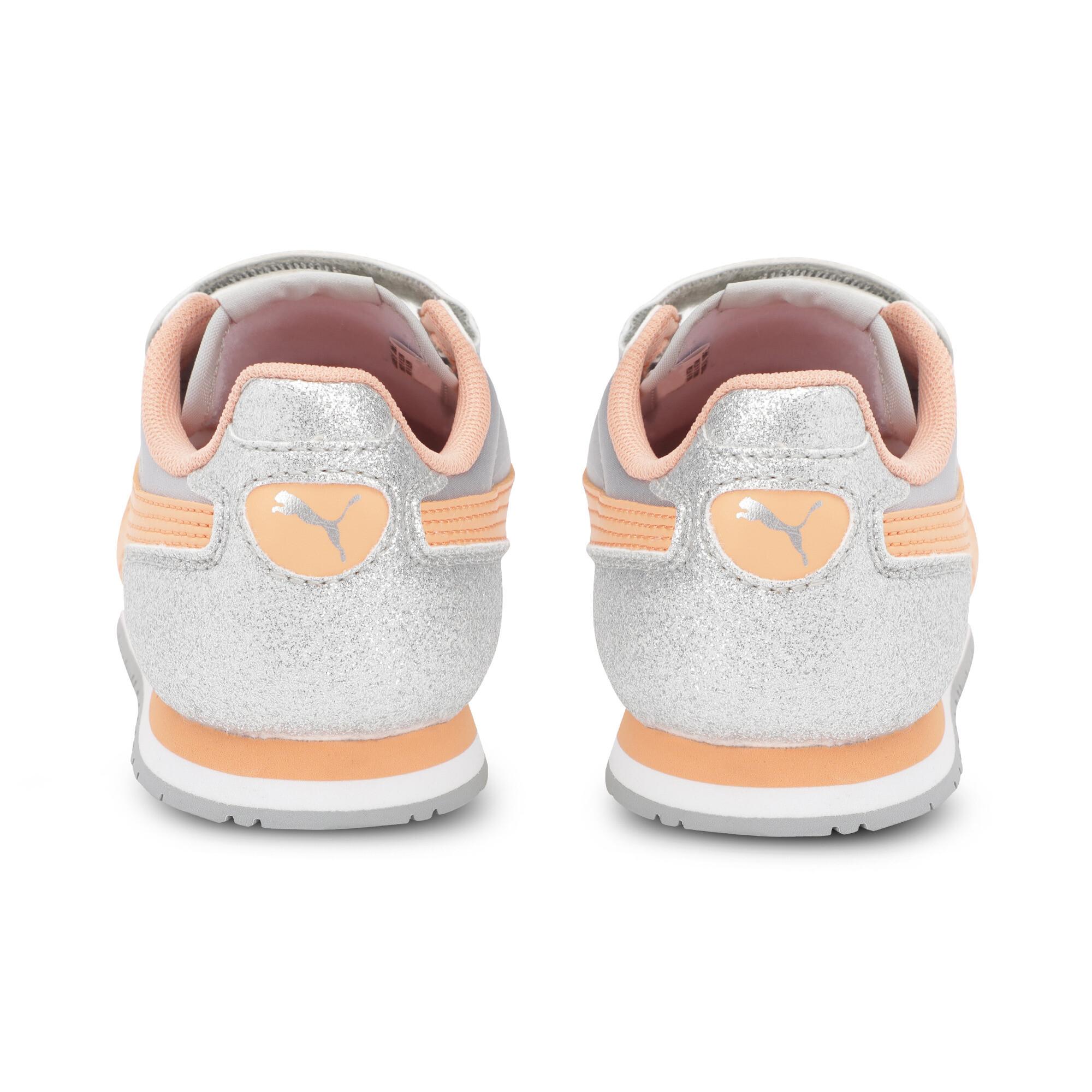 PUMA-Pre-School-Girl-039-s-Cabana-Racer-Glitz-AC-Shoes thumbnail 21