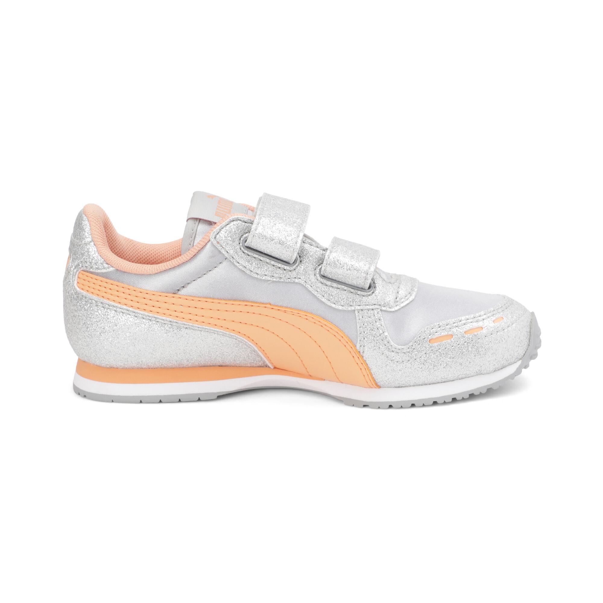 PUMA-Pre-School-Girl-039-s-Cabana-Racer-Glitz-AC-Shoes thumbnail 24