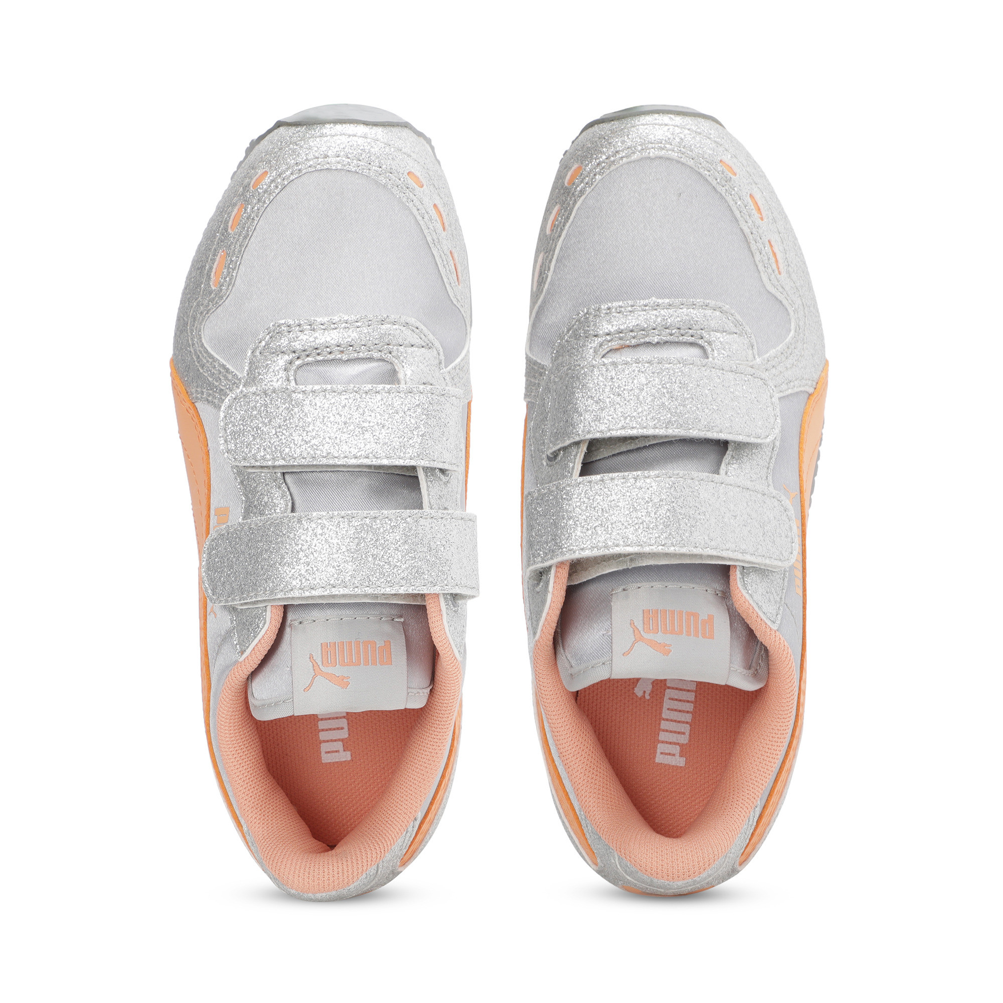 PUMA-Pre-School-Girl-039-s-Cabana-Racer-Glitz-AC-Shoes thumbnail 25