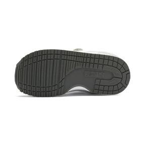 Thumbnail 4 of Cabana Racer Glitz AC Shoes INF, Puma Silver-Puma White, medium