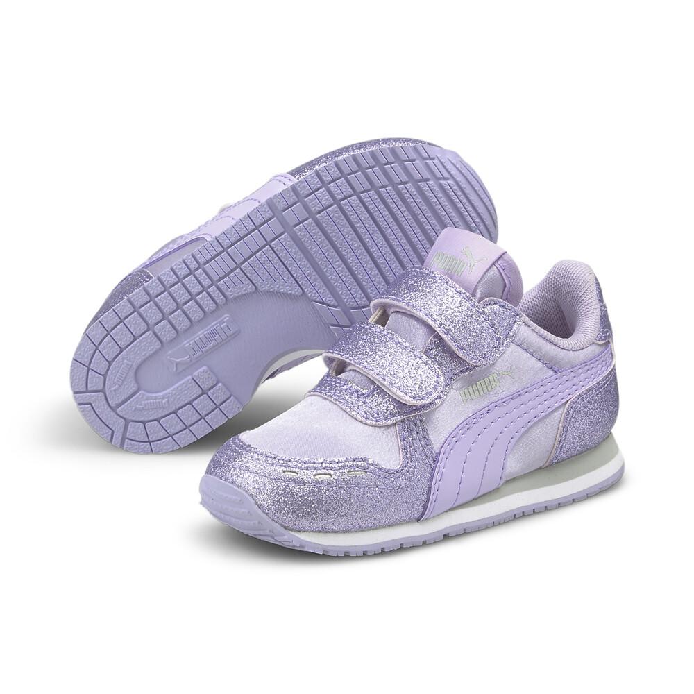 Image PUMA Cabana Racer Glitz V Babies' Sneakers #2