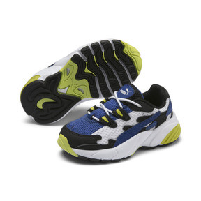 Thumbnail 2 of CELL Alien OG Toddler Shoes, Puma Black-Surf The Web, medium