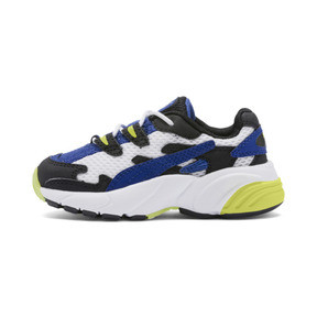 Thumbnail 1 of CELL Alien OG Babies' Trainers, Puma Black-Surf The Web, medium