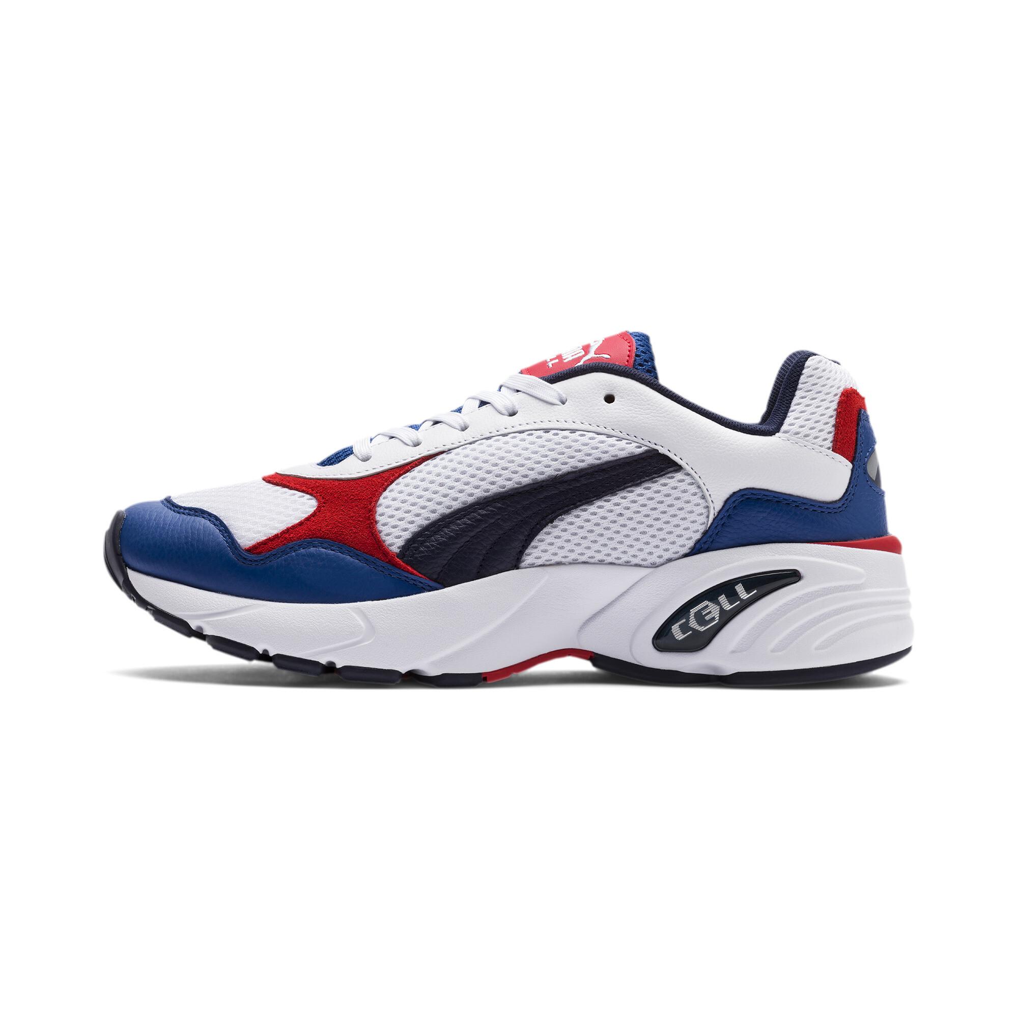 Indexbild 10 - PUMA CELL Viper Leather Sneaker Unisex Schuhe Sport Classics Neu