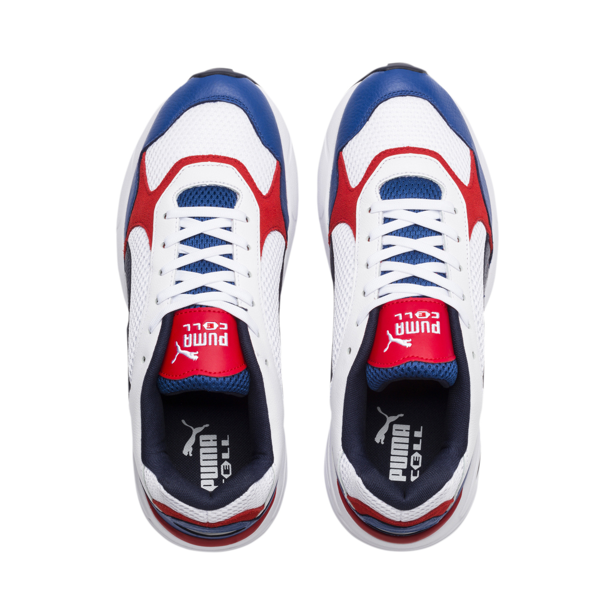 Indexbild 13 - PUMA CELL Viper Leather Sneaker Unisex Schuhe Sport Classics Neu
