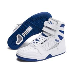 Miniatura 3 de Zapatos deportivos Palace Guard Mid Athletic, P Wht-High Rise-Galaxy Blue, mediano