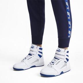 Miniatura 2 de Zapatos deportivos Palace Guard Mid Athletic, P Wht-High Rise-Galaxy Blue, mediano