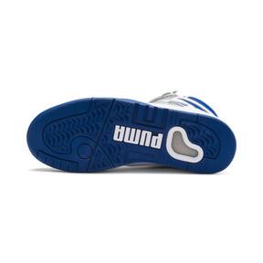 Miniatura 5 de Zapatos deportivos Palace Guard Mid Athletic, P Wht-High Rise-Galaxy Blue, mediano