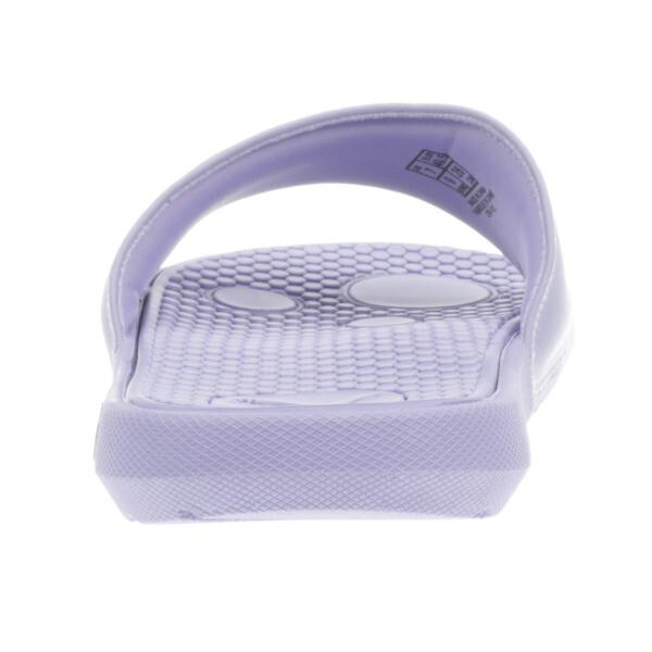 Cool Cat Sport Women's Slides, Sweet Lavender-Puma Silver, large