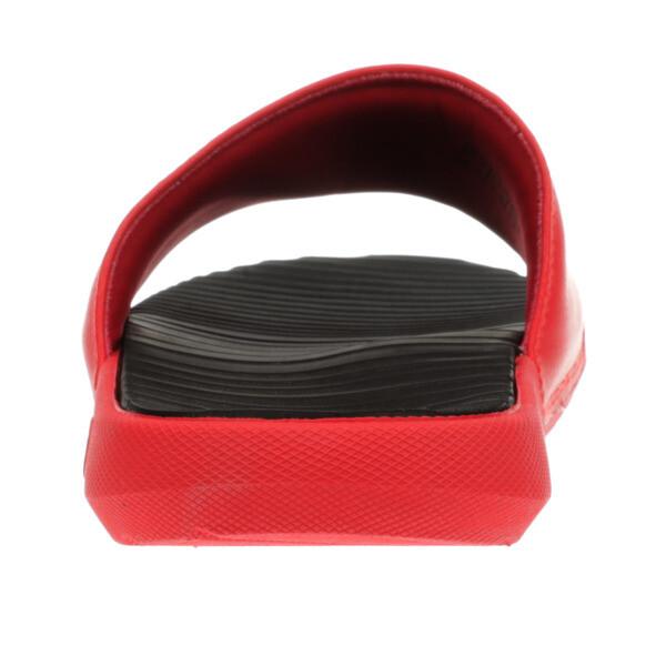 Cool Cat Men's Slides, High Risk Red-Puma Black, large
