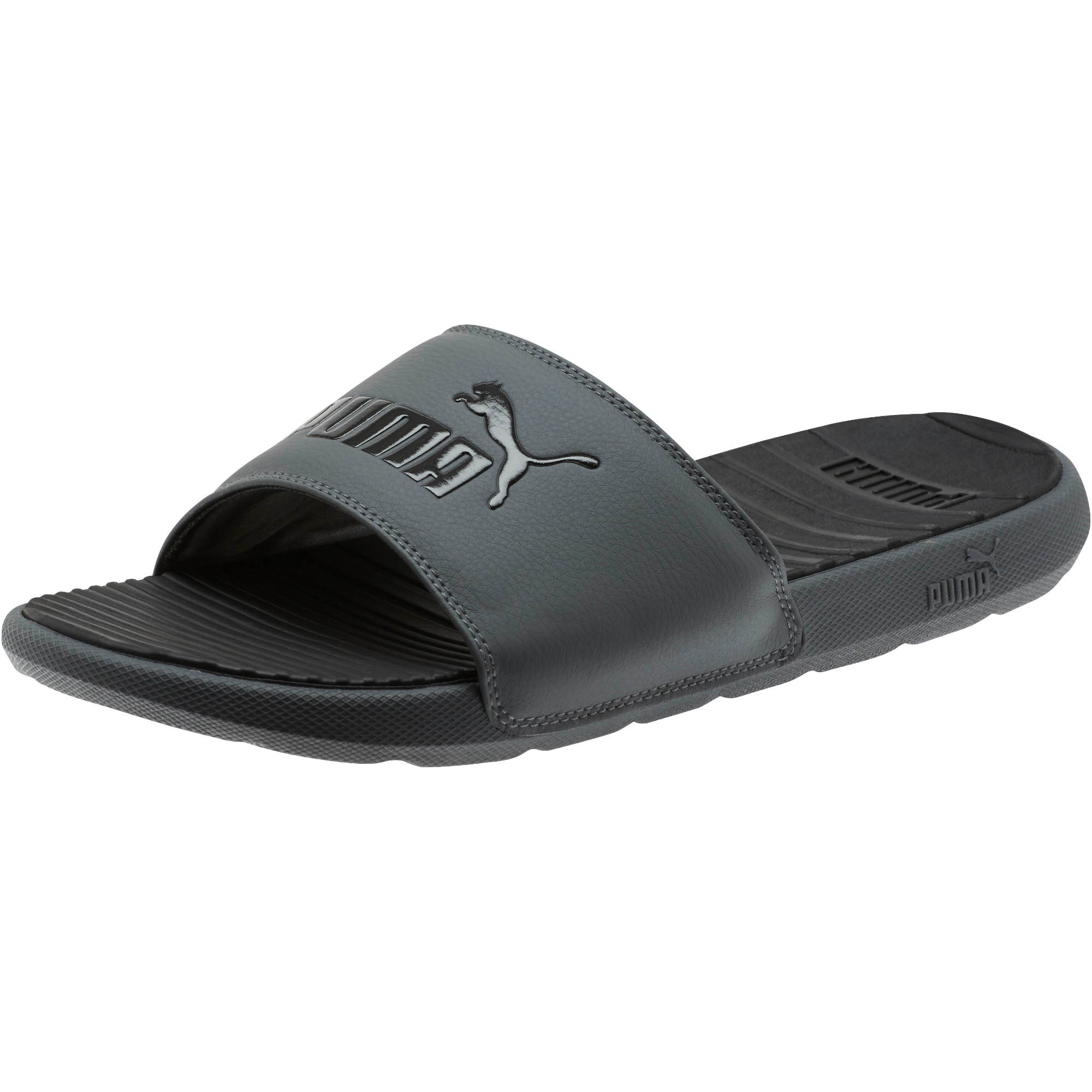PUMA-Cool-Cat-Men-039-s-Slides-Men-Sandal-Swimming-Beach thumbnail 4