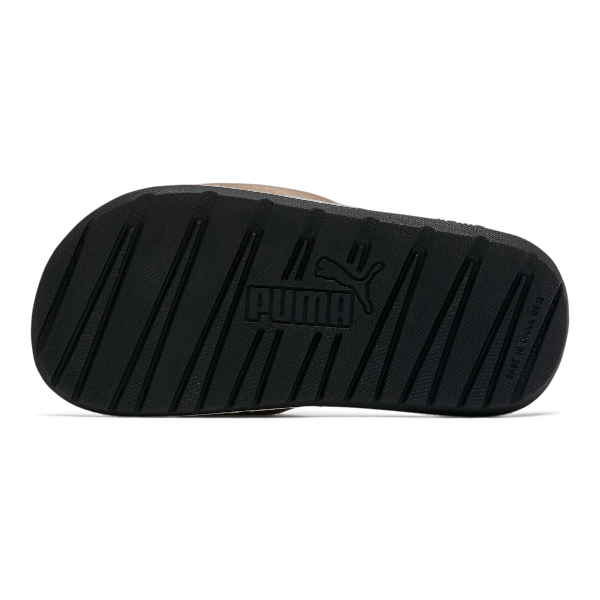 PUMA-Pre-School-Cool-Cat-Metallic-Little-Slides thumbnail 5