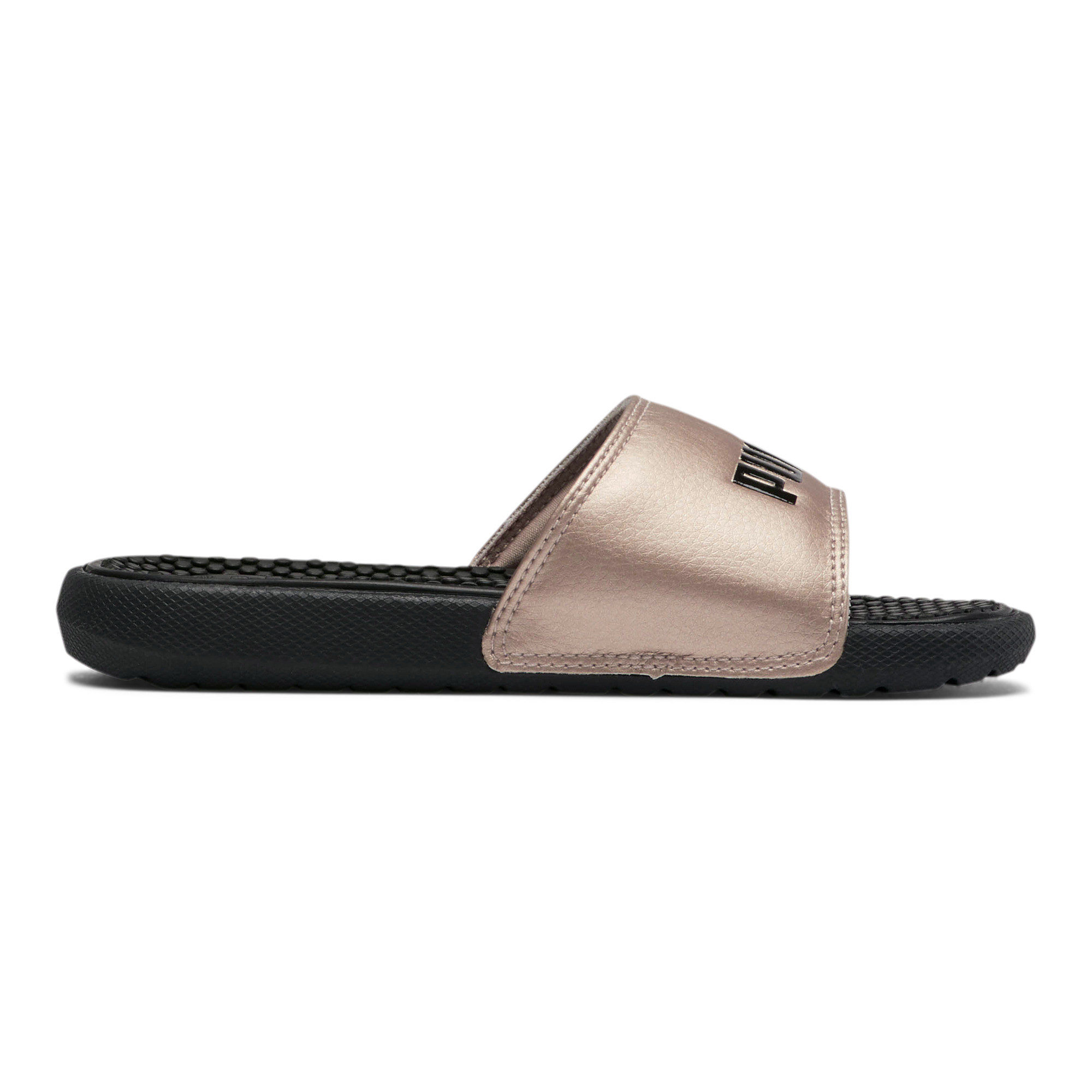 PUMA-Pre-School-Cool-Cat-Metallic-Little-Slides thumbnail 6