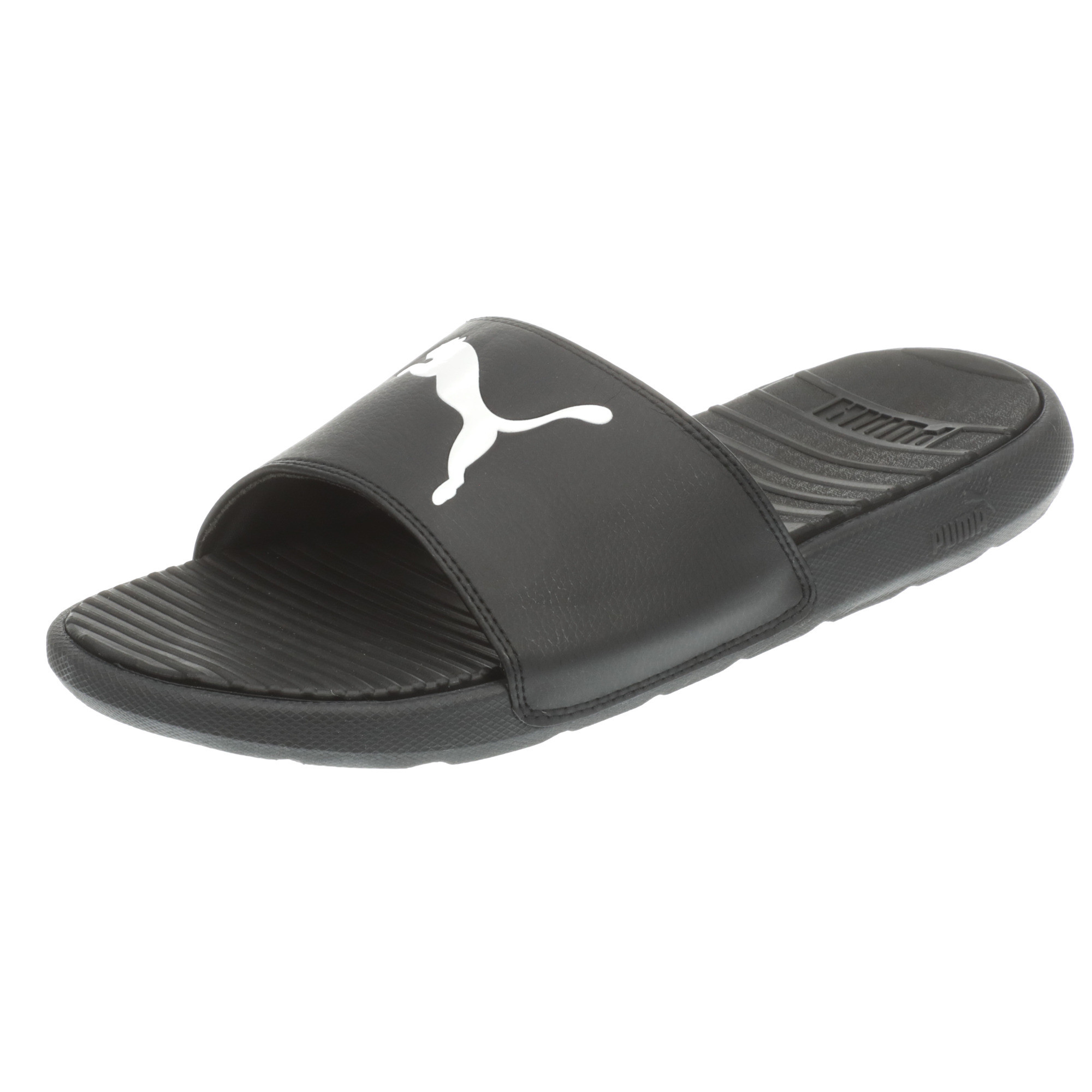 PUMA-Cool-Cat-Sport-Men-039-s-Slides-Men-Sandal-Swimming-Beach thumbnail 4