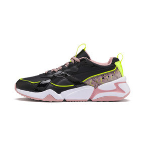 Thumbnail 1 of Nova 2 Shift Women's Trainers, Puma Black-Bridal Rose, medium
