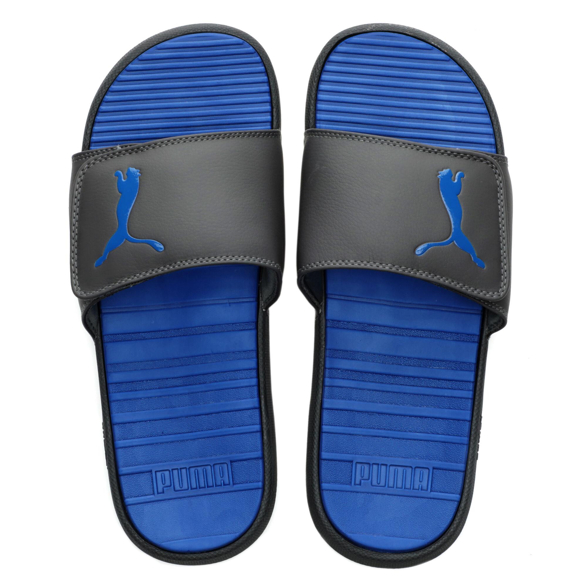 PUMA-Cool-Cat-Sport-V-Slides-Men-Sandal-Swimming-Beach thumbnail 7