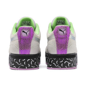 Thumbnail 3 of Roma Amor Dimension Women's Trainers, Agate Gray-Smoky Grape, medium