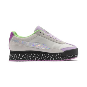 Thumbnail 5 of Roma Amor Dimension Women's Trainers, Agate Gray-Smoky Grape, medium