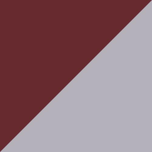 Red Dahlia-White-Puma Silver