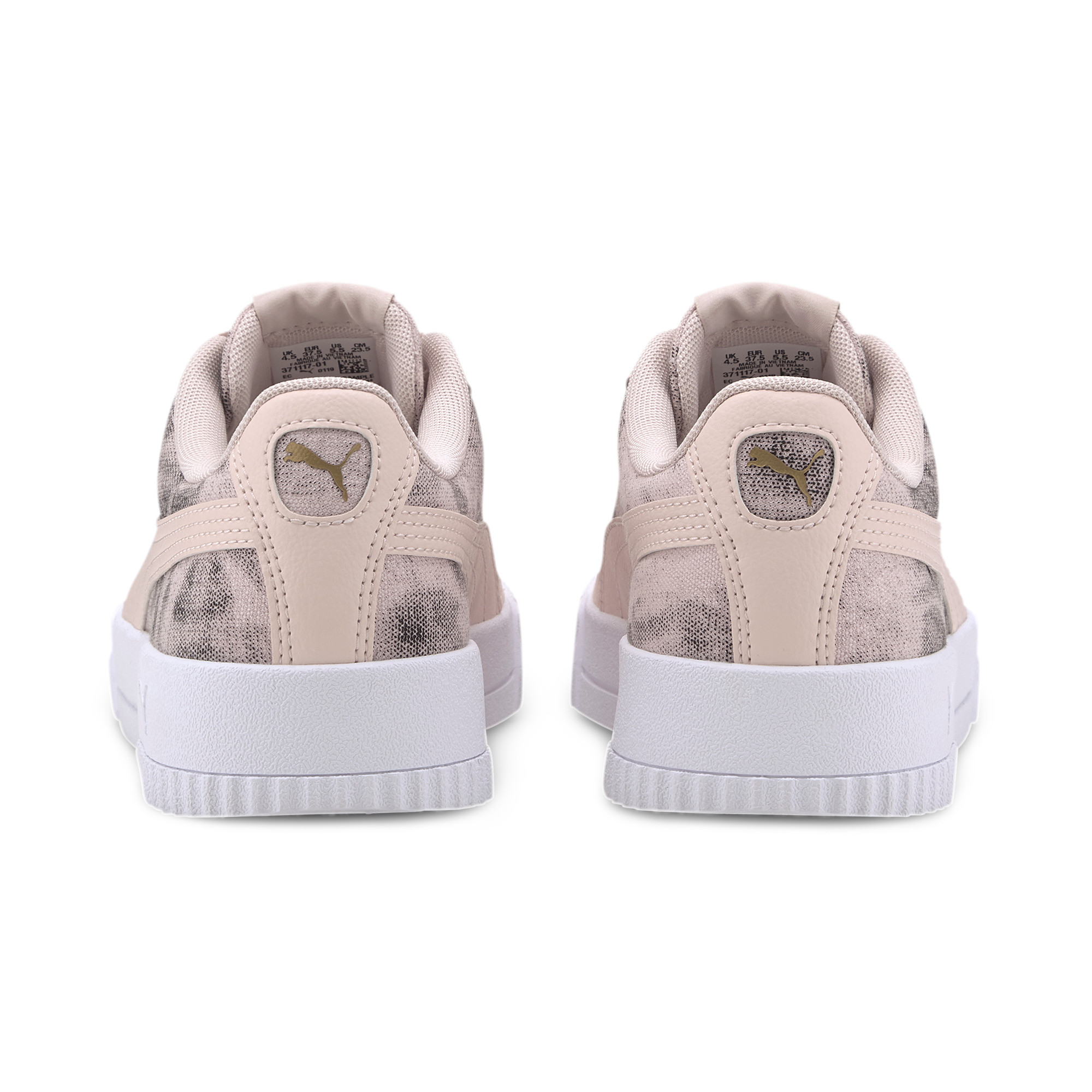 PUMA-Women-039-s-Carina-Tie-Dye-Sneakers thumbnail 3