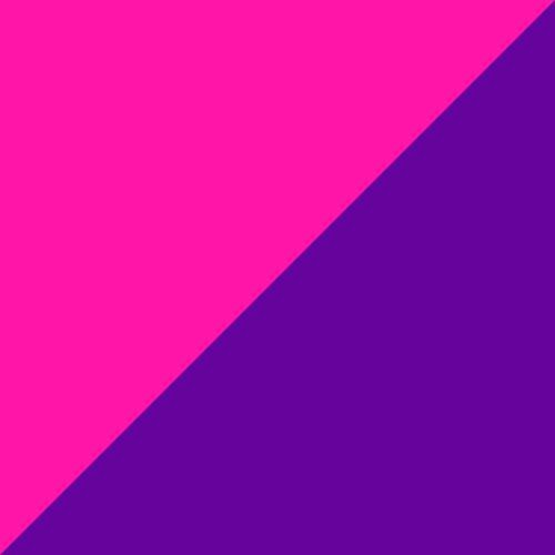 Luminous Purple-Fluo Pink