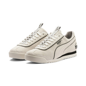 Thumbnail 2 of Roma x The Godfather WOLTZ Sneaker, WINDCHIME-Puma Black, medium