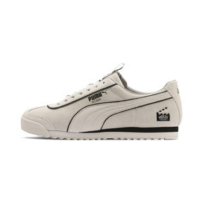 Thumbnail 1 of Roma x The Godfather WOLTZ Sneaker, WINDCHIME-Puma Black, medium
