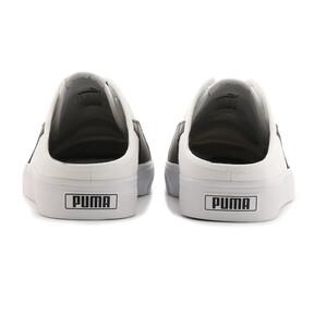 Thumbnail 3 of プーマ バリ ミュール サンダル, Puma White-Puma Black, medium-JPN