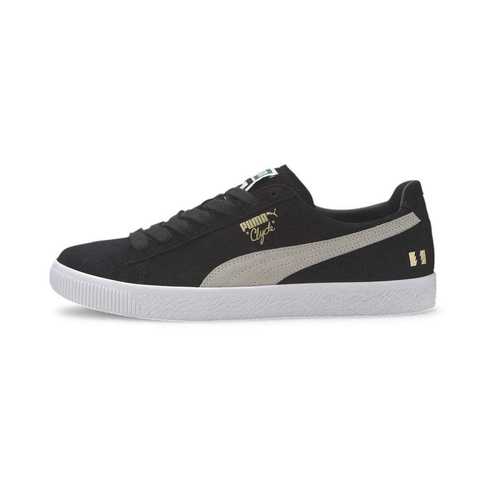 Image PUMA PUMA x THE HUNDREDS Clyde Sneakers #1